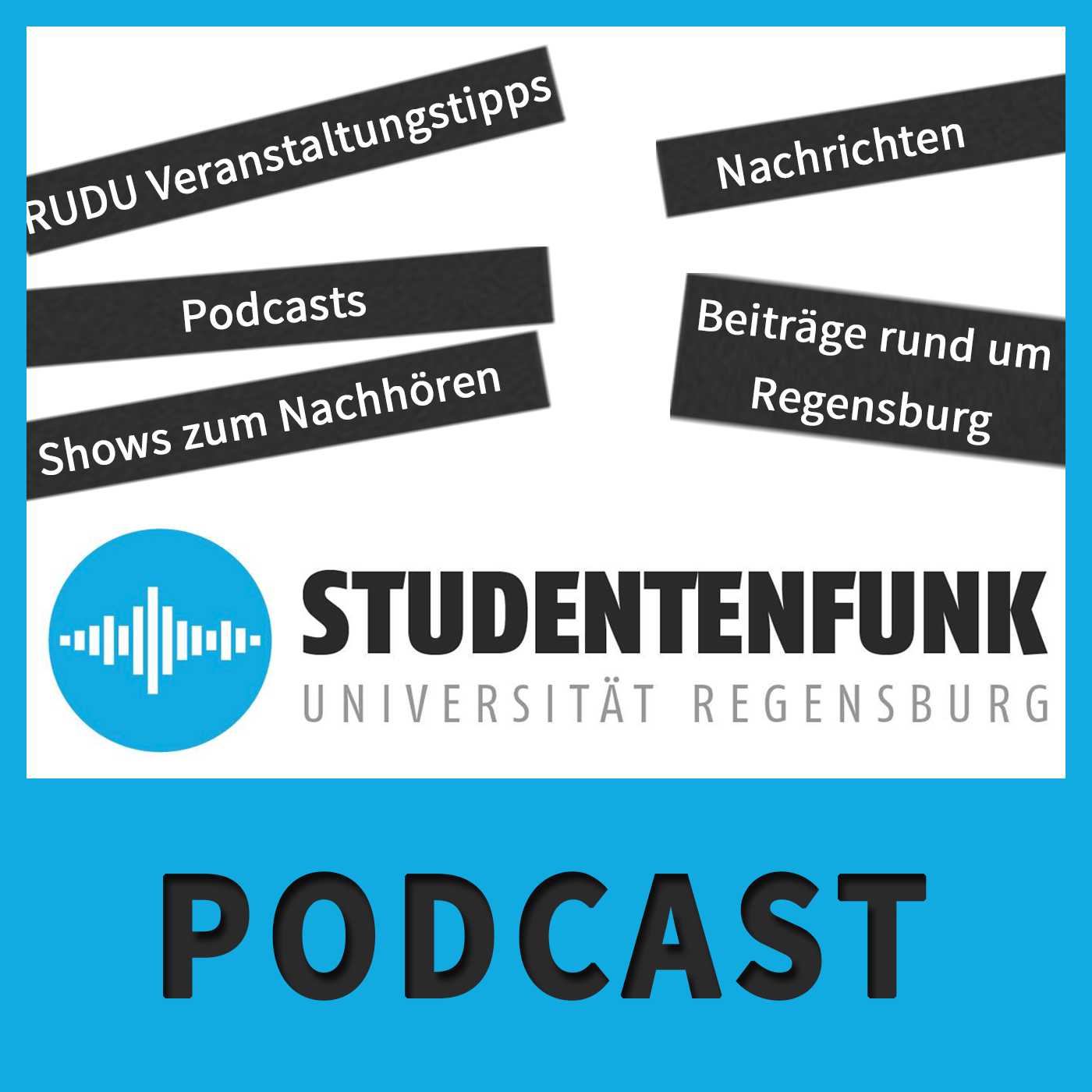 Rund um die U(h)R – Studentenfunk Regensburg